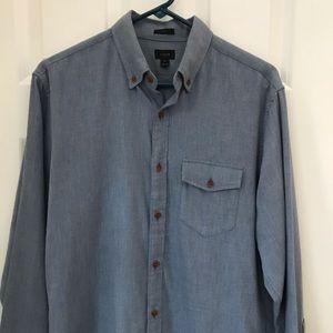 Men's J. Crew slim fit shirt